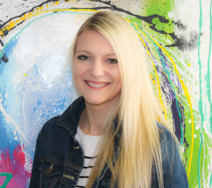 Katie Tuff, Receptionist